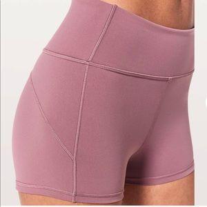 NWOT lululemon In Movement everlux 2.5 shorts 4